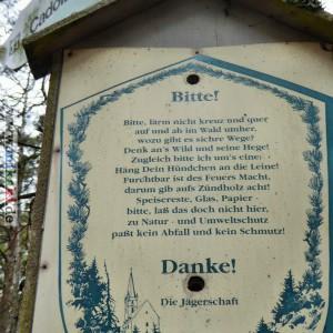 Der Stadtwald in Fürth